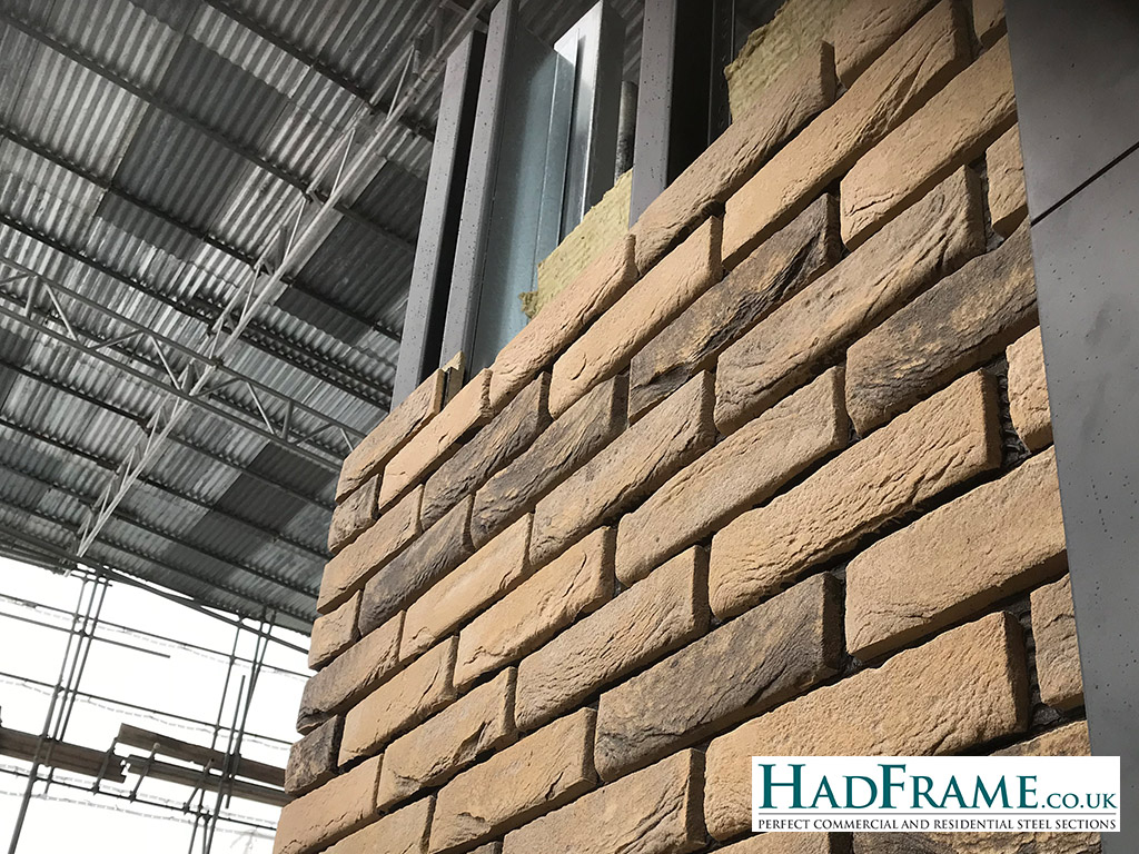Brick Slip Cladding