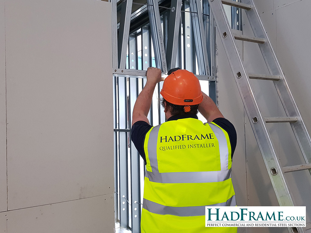 Hadframe Installation