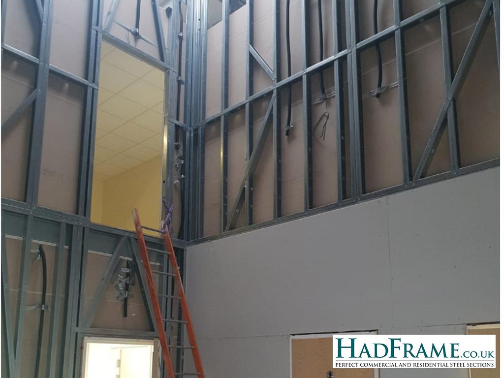 9b foyer in progress
